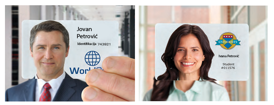 Identifikacione kartice, ID kartice