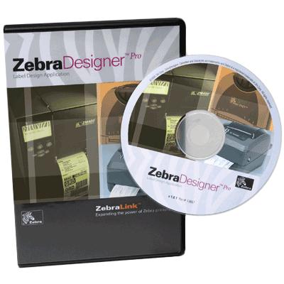 zebra designer pro softwere