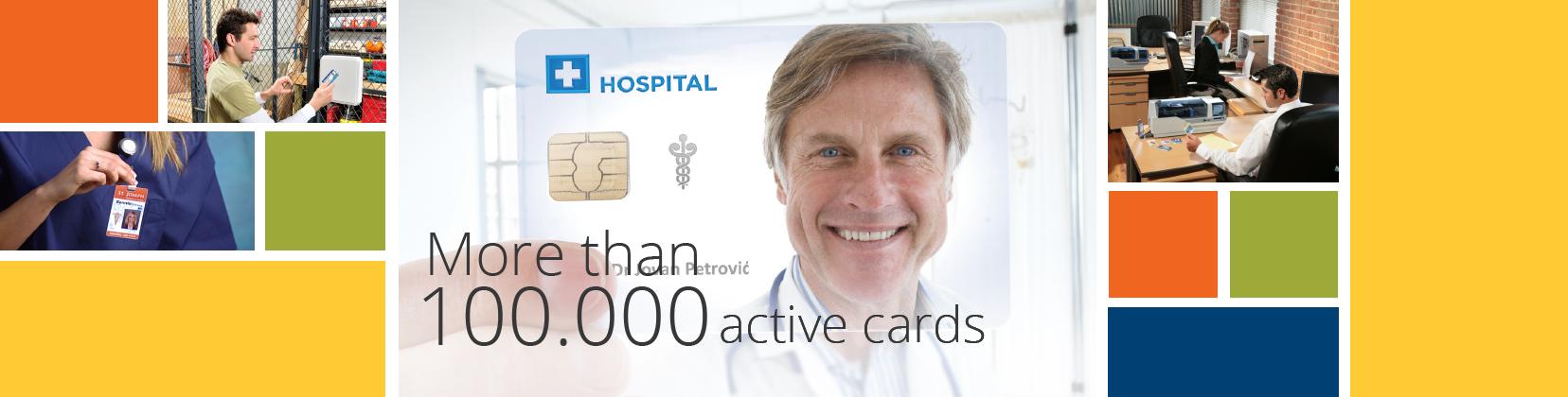 PIS smart kartice